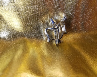 Sagittarius Zodiac pearl pendant necklace