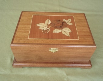 Jewellery box or keepsake box