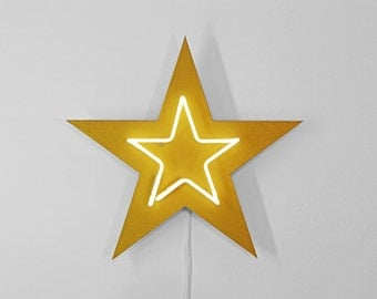 Double Gold Star