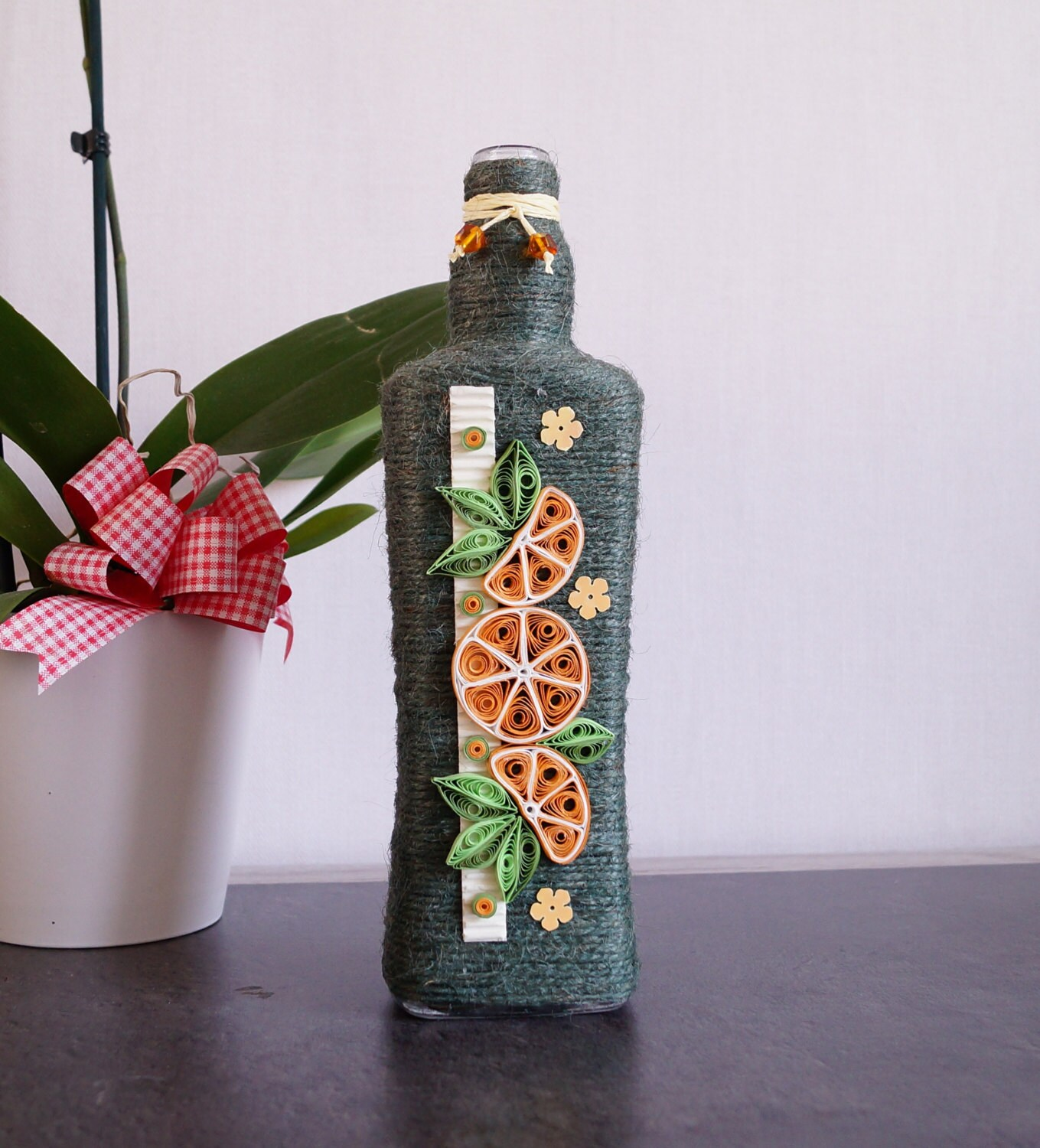 Decorate A Bottle: Wine Bottle Decor Decorated Wine Bottles Home Wine Bottle