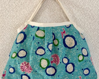 Granny bag - cotton / linen