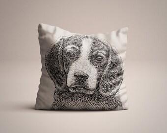 Decorative Dog Pillow