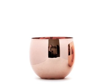100% Copper Moscow Mule Cup