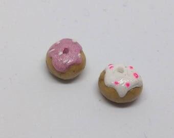 Itty-Bitty Donuts