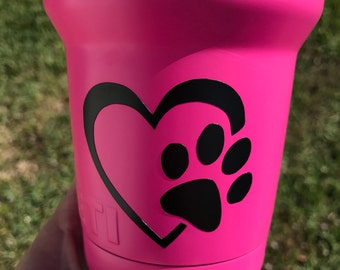 Love Paws Decal