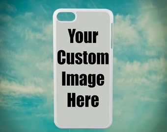 Personalized Custom Image, Print, Photo or Text for Apple iPod Touch 4th Generation, iPod 5th Generation and iPod 6th Generation iPod Case