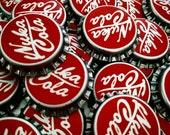 Nuka Cola Bottle Cap Replicas - Fallout Inspired