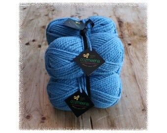 Cozmeena Shawl Kit ~ Sky Blue