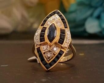 Estate Levian Ring
