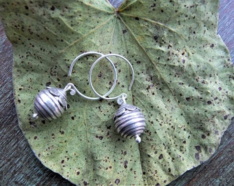 Silver earrings. Jewelry of silver. Ethnic earrings. Ethnic jewelry. Ethnic Jewellery. Silver Jewellery. Silver earrings.