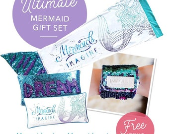 The ULTIMATE Mermaid Gift Set