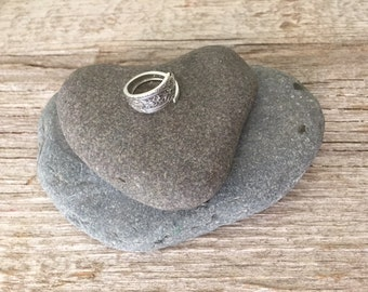 Beautiful Sterling Silver Spoon Ring