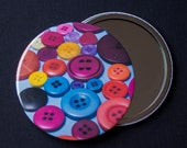 Buttons Design 77mm Pocke...