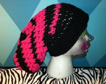 Slouchy Dreadlock Tam Hat