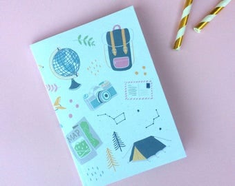Libreta Trópico Polar - Trópico Polar Notebook