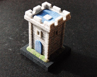 White Tower - 3D Print