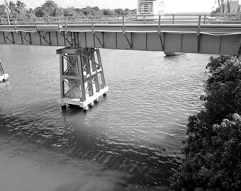 Dominican Republic Photography, Bridge Jumpers ~Dominican Republic