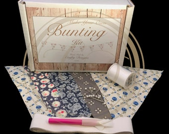 Make Your Own Bunting kit 2