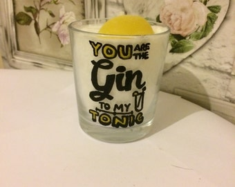 Gin Themed Gift Etsy