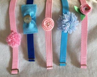 Puppy collars, Indoor use