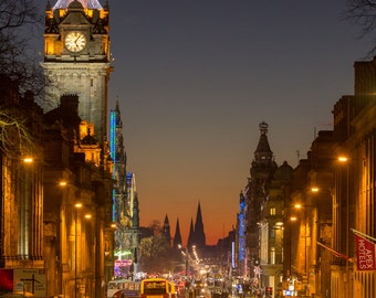 Edinburgh Night Life