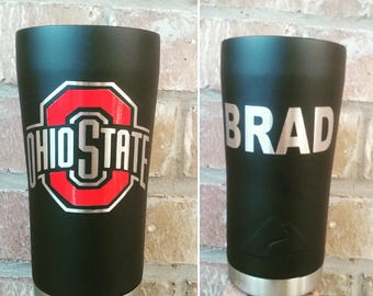 Ohio State Buckeyes tumbler, 30oz tumbler, Ohio State Yeti, Ohio State, Buckyes, Ohio State tumbler, Buckeyes tumbler, Ohio State University