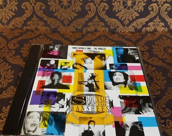 Siouxsie and the Banshees-Twice upon the singles CD
