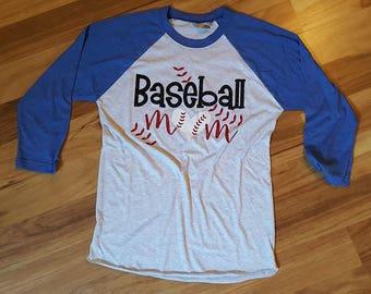 Baseball & Softball Mom Shirt