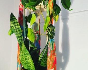 Tiki Tiki Love • plant hanger