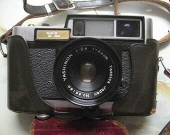 Yashica, Vintage,  YASHINON, 35 YL, camera, Reduced, Antique,