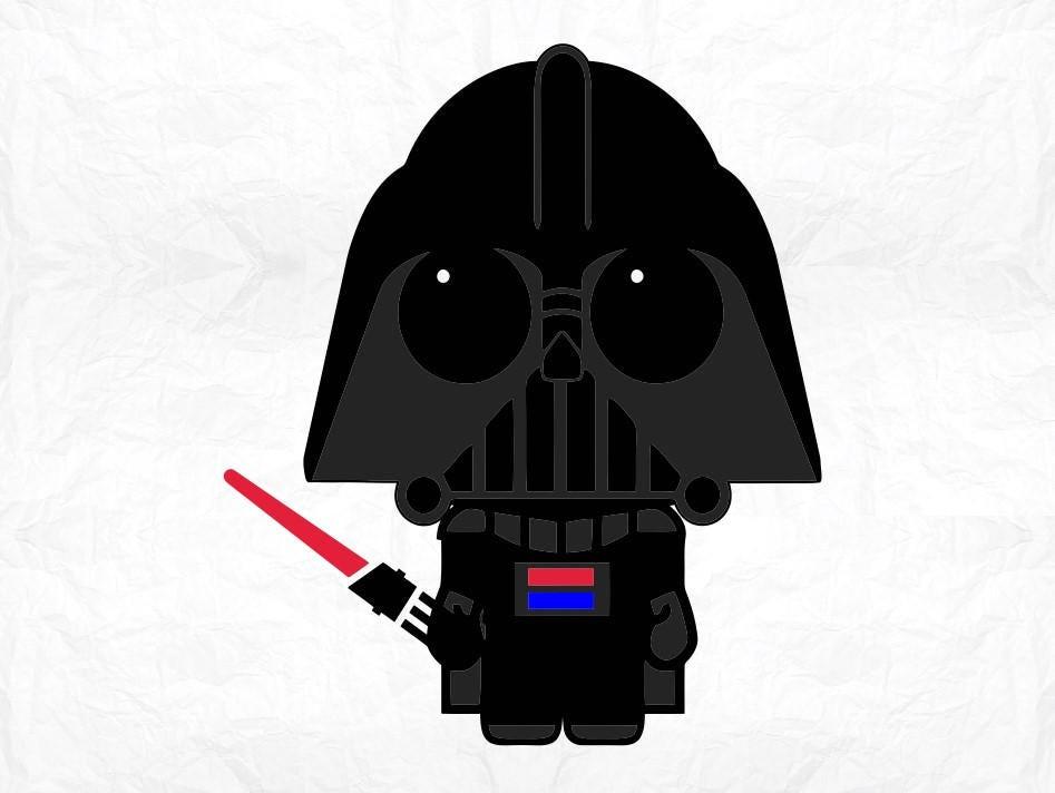 Darth Vader Lego Clip Art