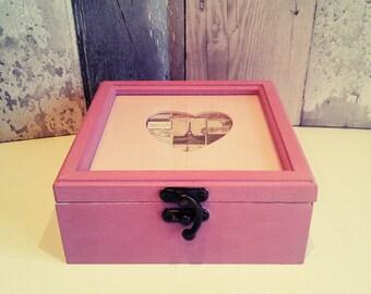 Girls jewelry box, Girls keepsake box, Girls trinket box, Jewellery box, Girl birthday gift, Gift box, Girl box, Teen gift, birthday gift