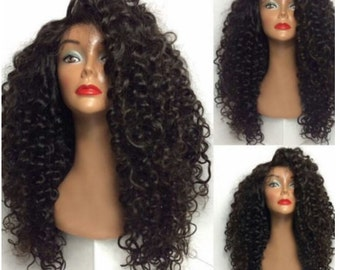 Full Lace and Lace Front Wig Kalani