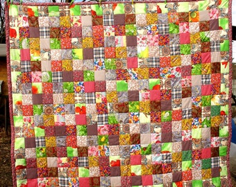 Quilts,Quilt,Patchwork,Homemade quilts,King size quilts,Homemade quilts queen,Handmade Vintage Quilt Patchwork Hand made,Queen size quilts