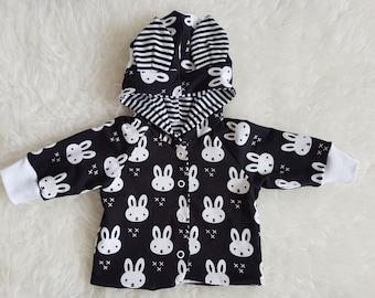 Baby jacket 56 * Bunny *.