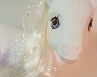 G1 My Little Pony Pony Bride