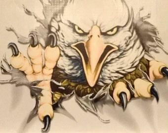 Eagle Childrens T-shirt