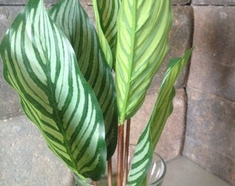 """12"""" Silk Greenery fillers Spray/Pick,  Silk foliage crafts for corsages, boutonniere, bouquet"""