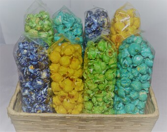 Party Favor Gourmet Popcorn Bags (set of 20)