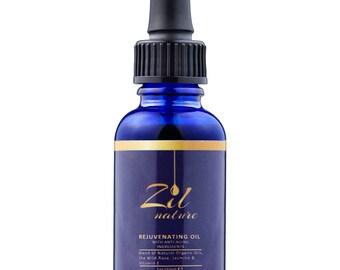 Natural Facial Oils - Refresh, Moisturize and Rejuvenate