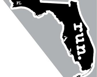 Florida run. State Magnet