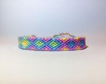 Bracelet pastel colors 2.50