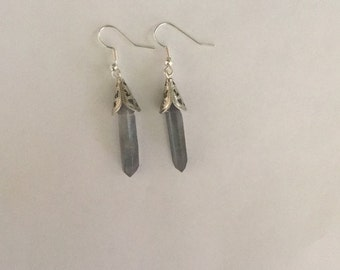 Rainbow Quartz Earrings