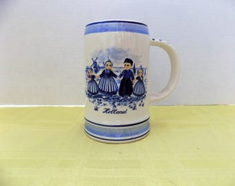 Blue Delft Mug