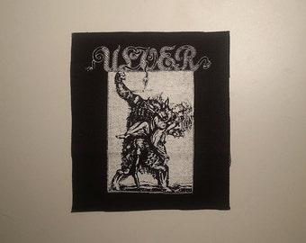 Ulver patch black metal Vargnatt