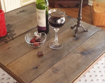 wine table for two
