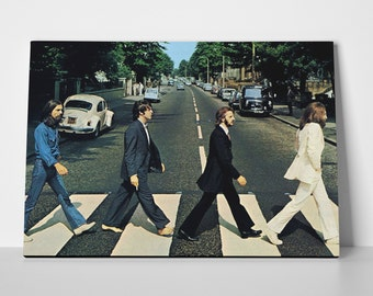 The Beatles Limited Edition 24x36 Poster | The Beatles Canvas
