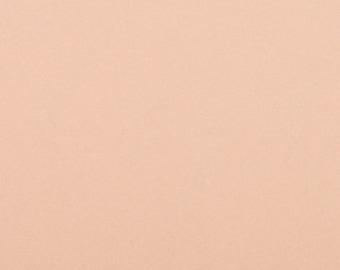 Felt - craft felt skin colours / peach / pink 1 mm 40 x 45 cm