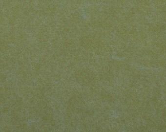 Felt - green / grey-green craft felt 1 mm 40 x 45 cm