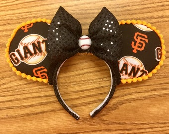 San Franciso Giants - Batter Up ears